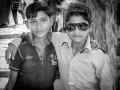 Two Gujju boys in Old fort